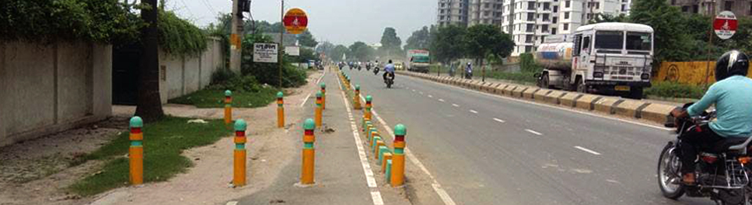 Bicycle Track  Kursi Road, Lucknow